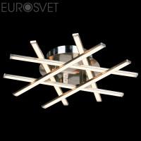 Люстра 90021/6 сатин-никель