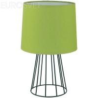 Настольная лампа 2932 Sweet зелёный 1