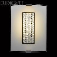Настенный светильник 90014/1 хром