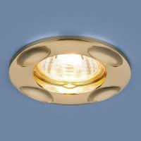 Светильник 7008 MR16 GD золото