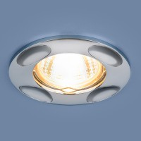 Светильник 7008 MR16 SL серебро