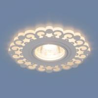 Светильник 2196 MR16 WH белый