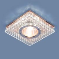 Светильник 8391 MR16 CL/GC прозрачный/тонированный