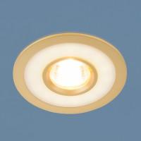 Светильник 1052 MR16 GD золото