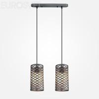 Подвесной светильник 50037/2 серый