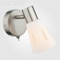 Настенный светильник 20041/1 сатин-никель