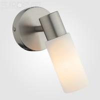 Настенный светильник 20043/1 сатин-никель