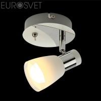 Настенный светильник 20048/1 белый/хром