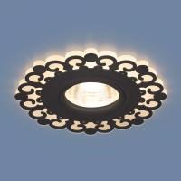 Светильник 2196 MR16 BK черный