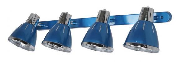 Настенный светильник A2215PL-4BL