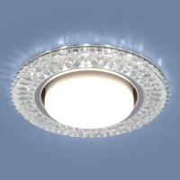 Светильник 3021 GX53 CL прозрачный