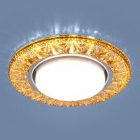 Светильник 3022 GX53 GD золото