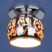 Точечный свет - 1102 G9 SL зеркальный