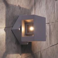 Уличный свет - TECHNO 1606 LED графит