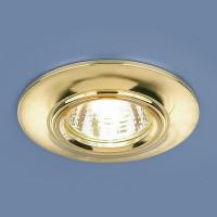 Светильник 7007 MR16 GD золото