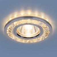 Точечный свет - 8355 MR16 CL/CH прозрачный/хром
