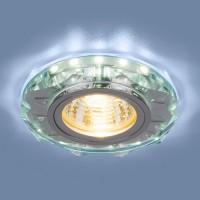 Точечный свет - 8356 MR16 CL/WH прозрачный/белый
