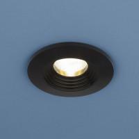 Точечный свет - 9903 LED 3W COB BK черный