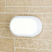Пылевлагозащищенный Светильник LED Forssa белый