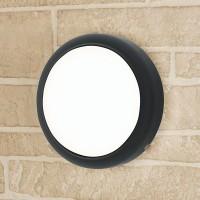 Пылевлагозащищенный Светильник LED Imatra черный