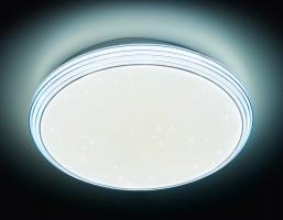 Светильник светодиодный F14 BL 72W D400 ORBITAL