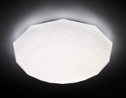Светильник светодиодный F17 WH 48W D410 ORBITAL