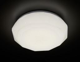 Светильник светодиодный F575 WH 15W 4200K D300 ORBITAL FLY