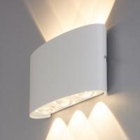 Уличный свет - 1551 TECHNO LED TWINKY TRIO белый