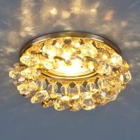 Светильник 206 золото/тонированный