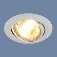 Светильник 104S WH MR16 белый