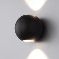 Уличный свет - 1566 TECHNO LED DIVER черный
