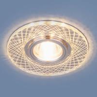Светильник 8091 MR16 зеркальный/золотой SL/GD