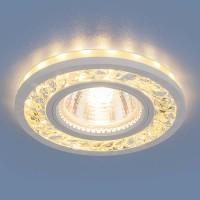 Светильник 8355 MR16 CL/WH прозрачный/белый