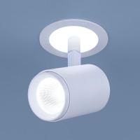 Светильник DSR002 9W 6500K белый матовый подсветка