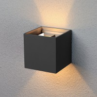 Уличный свет - 1548 TECHNO LED WINNER черный