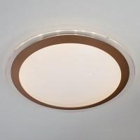 Светильник светодиодный 40003/1 LED матовое золото, 42 Вт