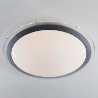 Светильник светодиодный 40004/1 LED матовое серебро, 54 Вт