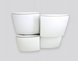 Светодиодный светильник FP2324 WH 128W D480*480 ORBITAL (ПДУ УЛЬТРА)