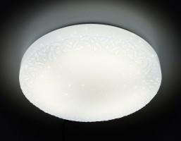 Светильник светодиодный F21 WH 48W D390 ORBITAL