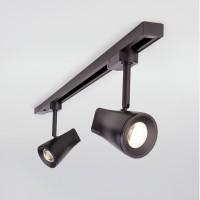 Трековые светильники - Hardi Черный 9W 4200K (LTB18)