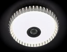 Светильник светодиодный F787 WH 72W D500 ORBITAL DANCE
