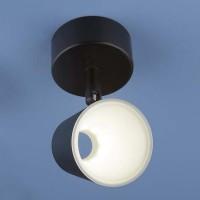 Светильник DLR025 5W 4200K черный матовый