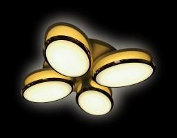 Светодиодный светильник FG2024 WH 96W+40W D760