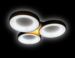 Светодиодный светильник FG2071 WH 144W+10W D750*700