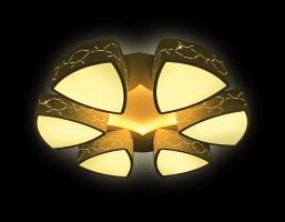 Светодиодный светильник FG2066 WH 144W+21W D800