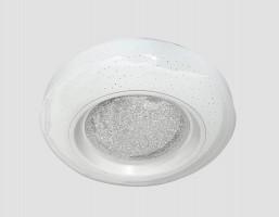 Светильник светодиодный FS1233 WH/SD 48W D390