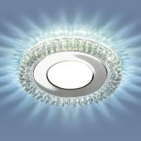 Светильник 9908 LED 8W CL прозрачный