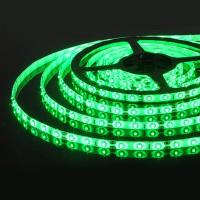 Светодиодная лента 60Led 4,8W IP65 зеленый (3528 12V 60Led 4,8W IP65) (5 метров)