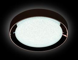 Светильник светодиодный FS1212 WH/CH 64W+23W D500 ORBITAL (ПДУ РАДИО 2.4)