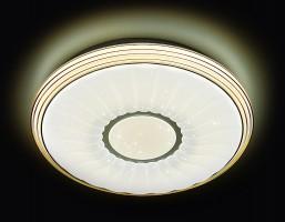 Светильник светодиодный F11 CF 72W D400 ORBITAL Многофункциональный (ПДУ)